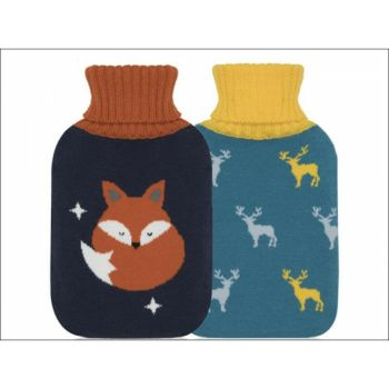 Gentlemen Hot Water Bottle Knitted Cover Collection 879/819 (0180292)
