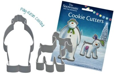 The Snowman and the Dog Cookie Cutter  K0001/SS