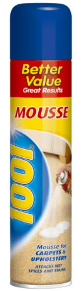 350ml Mouse for Carpet and Upholstery Cleaning 274882