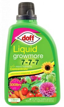 Doff 1L Conncentrate Liquid Growmore with Micro Nutrients 1491562