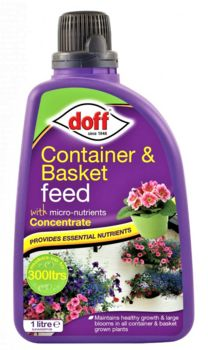 Doff 1L Container and Basket Feed Concentrate with Micro Nutrients  1491651