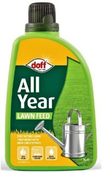 Doff 1L Concentrate - All Year Lawn Feed  1491819