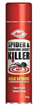 Doff Spider and Crawling Insect Spray  4120