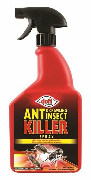 Doff 1 Litre Ant and Crawling Insect Killer  4133