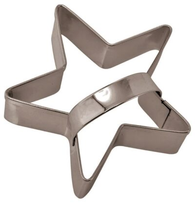 Stainless Steel Cookie Cutter with Handle - Star  853124