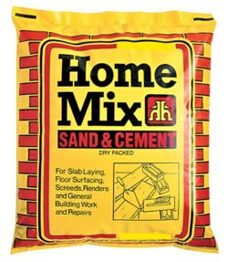 Home Mix 5Kg Sharp Sand and Cement  1860018