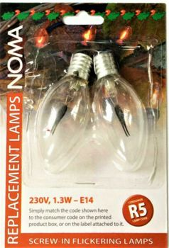 Noma Replacement Bulbs R5