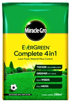 EverGreen 4in1 Complete Lawnfeed Covers 200sm  2021918
