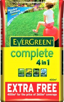 EverGreen 4in1 Complete LawnFeed Covers 400sm  2021923