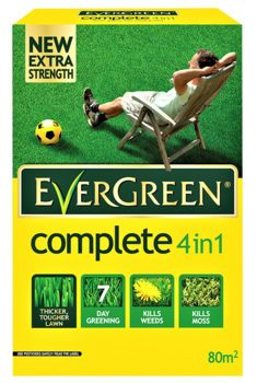 EverGreen 4in1 Complete Covers 80sqm  2022157