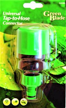 Green Blade Universal Tap to Hose Connector  GA105