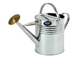 Home Hardware 2 Gallon Galvanised Watering Can 2577357