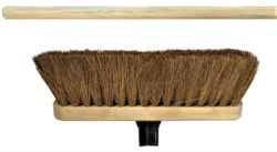Home Hardware Natural Coco Broom 290mm with Handle VR22HHl
