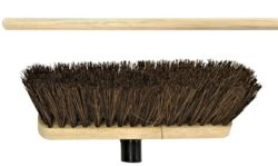 Home Hardware Natural Bass Broom 290mm with Handle  VR23HHL