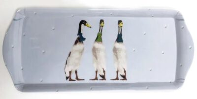 HomeLiving 3 Ducks Long Drinks Tray  HH2381