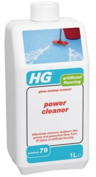 HG Gloss Coating Remover Power Cleaner 1L