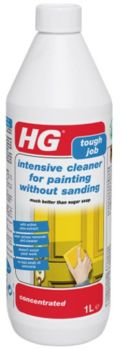 HG Intensive Cleaner for Paint Without Sanding 1L