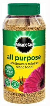 Miracle-Gro 1Kg All Purpose Continuous Release Plant Food  2954583