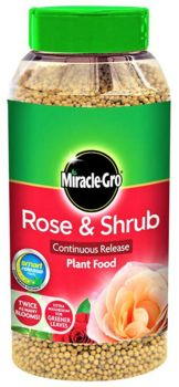 Miracle-Gro Rose and Shrub Coninuous Release Plant Food  2955131