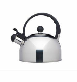 Kitchen Craft 1.4 Litre Whistling Kettle  KCLXKETSS