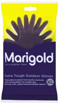 L.R.C Marigold Outdoor Gloves - Extra Large  3900408