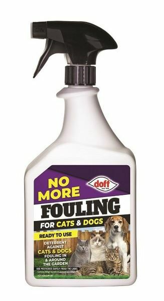 Doff 1 Litre No More Fouling for Cats and Dogs