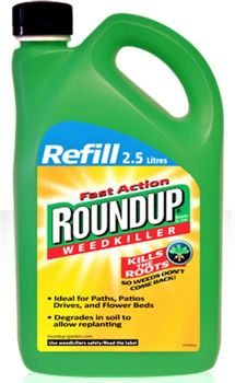 RoundUp 2.5L Pump and Go Refill  4320487