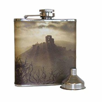 National Trust Corfe Collection Hip Flask  694015