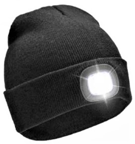 Hat with Rechargeable Light AH694
