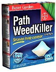 Bayer Garden Path Weedkiller Concentrate x6 Sachets   4863839