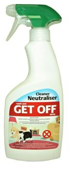 Wash and Get Off Cleaner Neutraliser 500ml  4950135