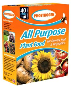 Phostrogen All Purpose Soluble Plant Food x40 Cans  4970770