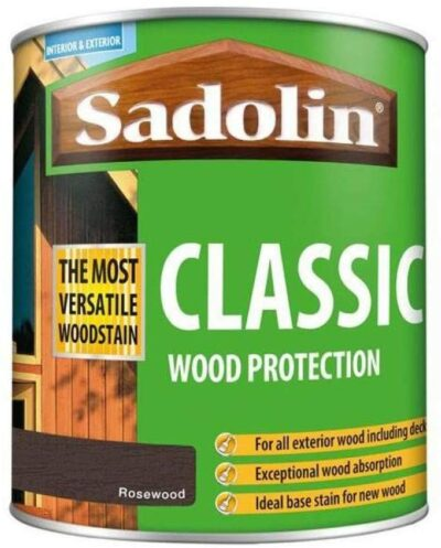 Sadolin 1L Classic Wood Protection - Rosewood   5910177