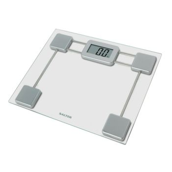 Salter Electronic Bathroom Scales  9081SV3R