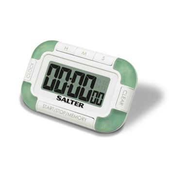 Salter Electronic 4 Way Timer  392WHXR