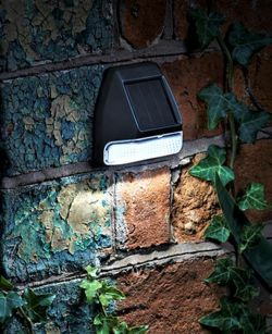 Wall and Fence Post Light x4  1007010