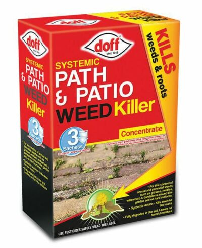 Doff Systemic Path and Pation Weedkiller x3 Sachets 7205-03