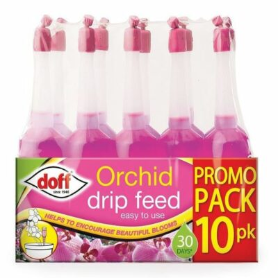 Doff Orchid Drip Feeders - 10 Pack   7222