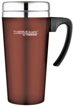 Thermos Thermocafe Soft Touch Paprika Travel Mug  170829