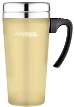 Thermos Thermocafe Soft Touch Chalk Travel Mug  170855