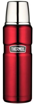 Thermos King Flask Red  184804