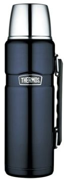 Thermos King Flask Blue 183267
