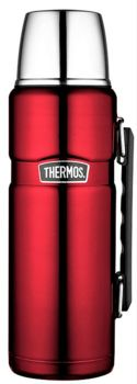 Thermos King Flask Red 184803