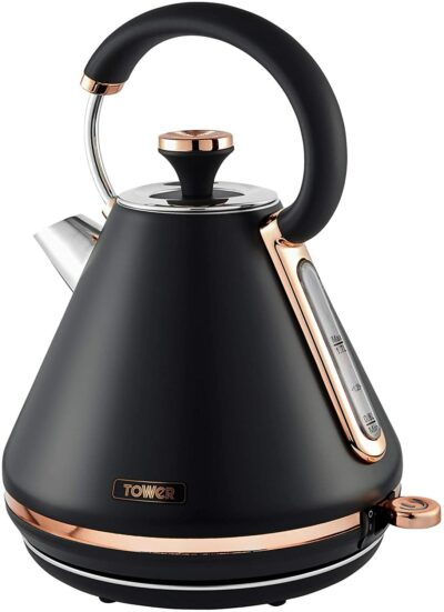 Tower 1.7 Litre Cavaletto Kettle   T10044RG