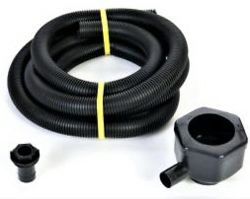 Ward Extended DownPipe Fill Kit   GN812-BLK-HS