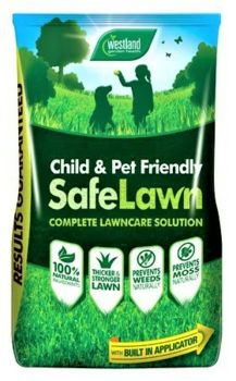 Westland SafeLawn Natural Lawn Feed - Covers 400sqm  7881358
