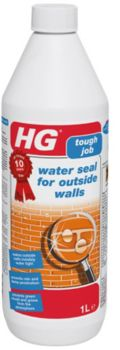 HG Waterseal for Outside Walls 1L