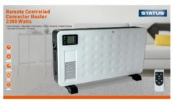 Status 2300W Remote Convection  Heater  RCONH-2300W1PKB