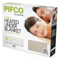 Pifco Fitted Kingsize Underblanket  HH1413