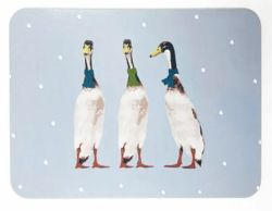 HomeLiving 3 Ducks Placemats - 6 Pack HH2340